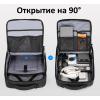 Рюкзак NOVELEKA антивор с USB портом